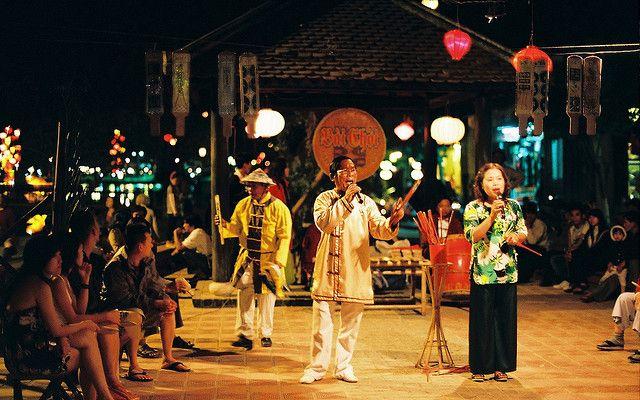 Bài Chòi Quảng Nam - Phố cổ Hội An ở Quảng Nam