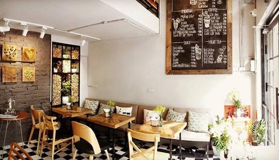 Hangout Cafe - Quán Thánh