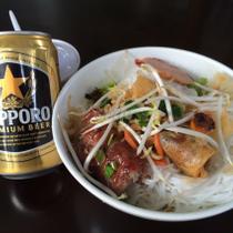 Bún Thịt Nướng Vui Vui - Nguyễn Văn Đậu