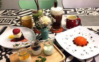 Dots Cafe - Tea Coffee Desserts - Mplaza Sagon