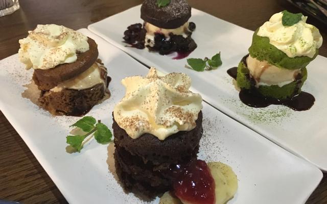 The Dots - Tea Coffee Desserts Kumho