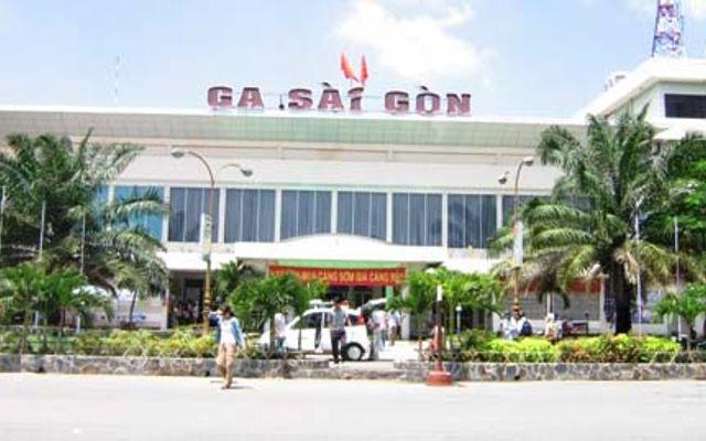 Ga Sài Gòn - Nguyễn Thông