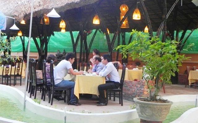Nhà Hàng Ca Dao - Nguyễn Sinh Cung ở Huế