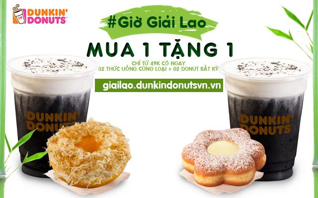 Dunkin' Donuts - Lê Văn Sỹ