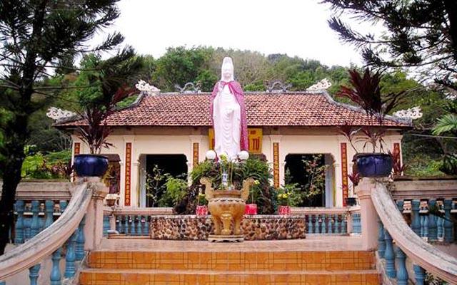 Chùa Phù Dung - Phù Dung ở Kiên Giang