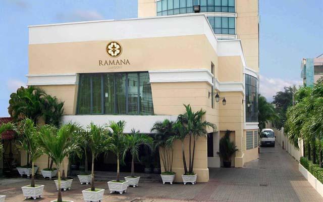 Ramana Saigon Hotel - Lê Văn Sỹ ở TP. HCM