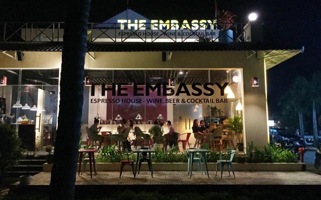 The Embassy Espesso Bar & Caffee - Trần Hưng Đạo ở Phú Quốc