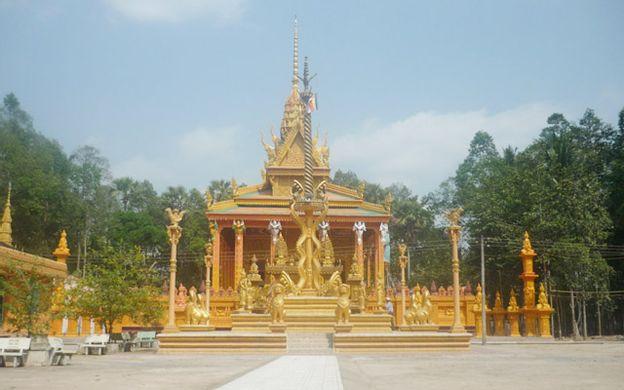 Xã Đông Thành Bình Minh Vĩnh Long