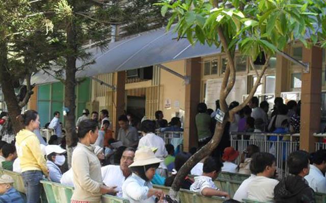 Bệnh Viện Ung Bướu - Nơ Trang Long ở TP. HCM