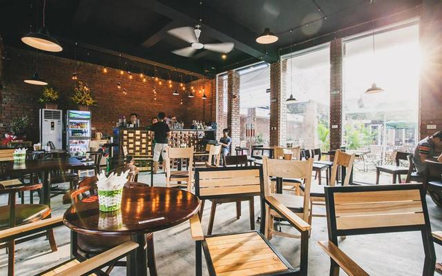 Vườn Phố Cafe - Kim Đồng ở Cao Bằng