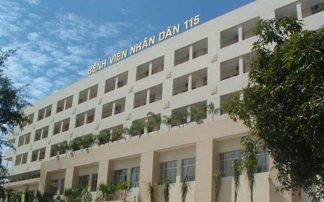Bệnh Viện Nhân Dân 115 - Sư Vạn Hạnh ở TP. HCM