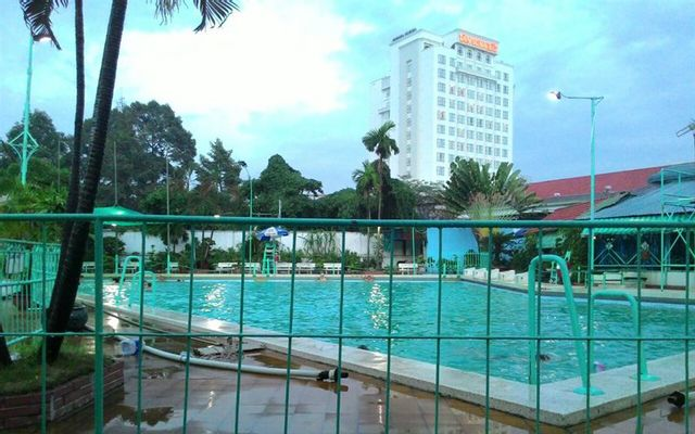 Hồ Bơi Quân Khu 7 - Hoàng Văn Thụ ở TP. HCM
