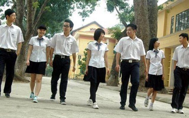 Trường THCS Trưng Vương - Hàng Bài ở Hà Nội