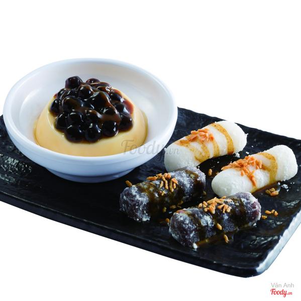 deluxe-egg-pudding-q-mochi-combo-1-tra-truyen-thong-tuy-chon