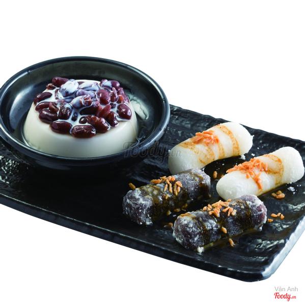 deluxe-almond-pudding-q-mochi-combo-1-tra-truyen-thong-tuy-chon