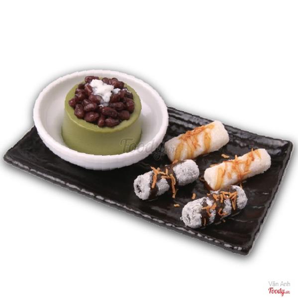 combo-q-mochi-deluxe-matcha-pudding