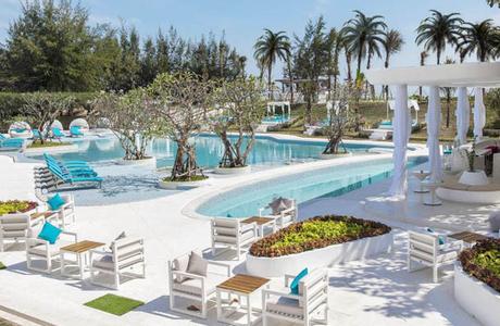 Alma Oasis Long Hai Resort & Spa