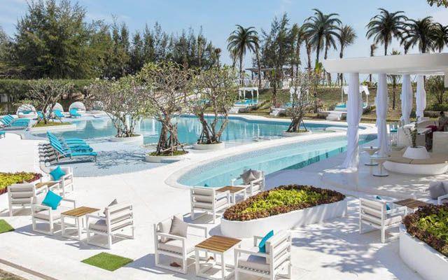 Alma Oasis Long Hai Resort & Spa ở Vũng Tàu