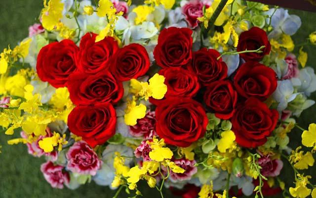 Love Flowers - Nguyễn Thị Minh Khai
