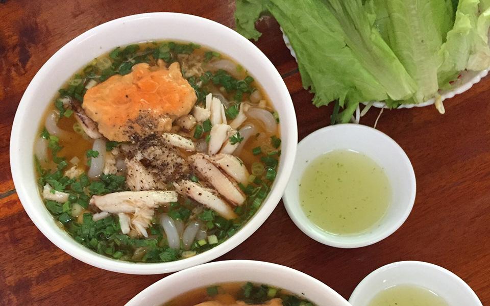 Bánh Canh Cua Ngô Khang - Đề Thám