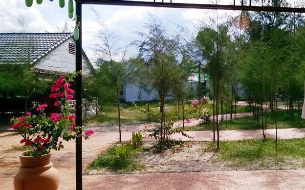 Ấp Hồ Tràm, Xã Phước Thuận Huyện Xuyên Mộc Vũng Tàu