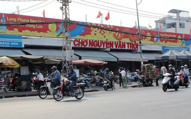 Lê Văn Sỹ Quận 3 TP. HCM