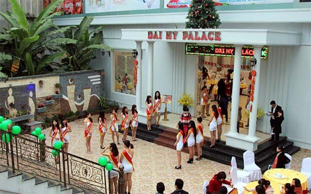 Nhà Hàng Đại Hỷ Palace - Hòa Chung ở Cao Bằng