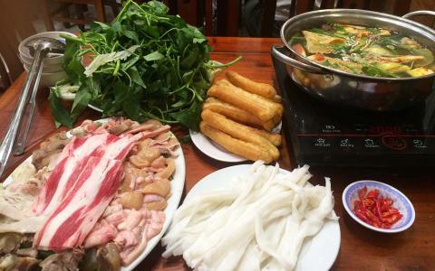 Những quán lẩu bò ngon ở Hà Nội