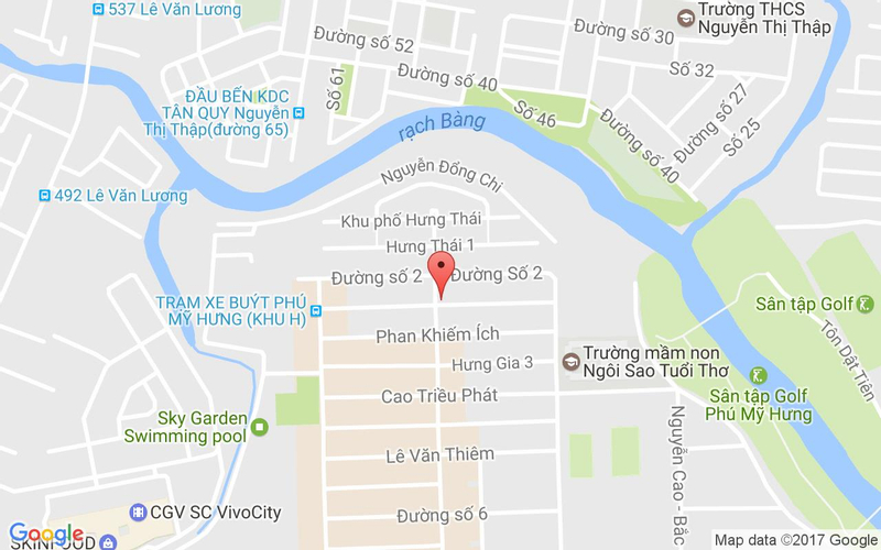 Bản đồ - Confidant Restaurant & Bar - Món Singapore