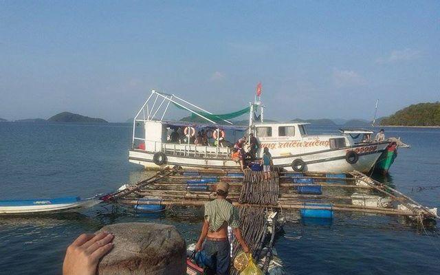 Hòn Bờ Đập - Quần Đảo Bà Lụa - Kiên Giang ở Kiên Giang