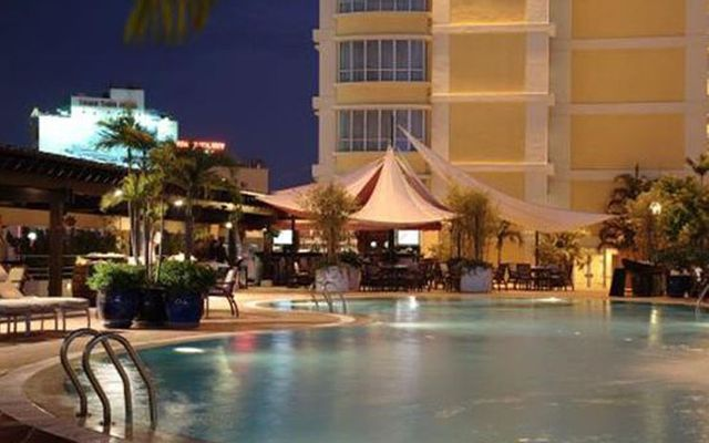 Hồ Bơi Pool - Khách Sạn New World - Lê Lai ở TP. HCM