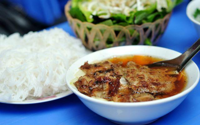 Bún Chả Nhật Tân - Phan Đình Phùng ở Hà Tĩnh