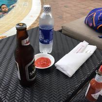 Hồ Bơi Pool - Khách Sạn Sheraton Saigon