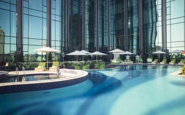 Hồ Bơi Pool - Khách Sạn The Reverie Saigon