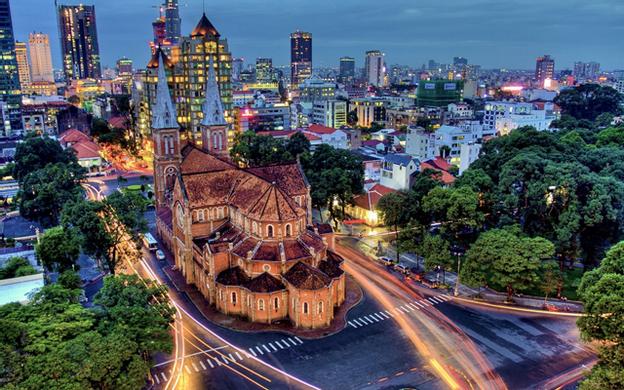 Sài Gòn Quận 1 TP. HCM