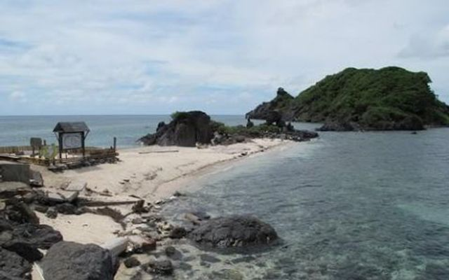 Đảo Hòn Tre Lớn - Quần Đảo Hải Tặc ở Kiên Giang