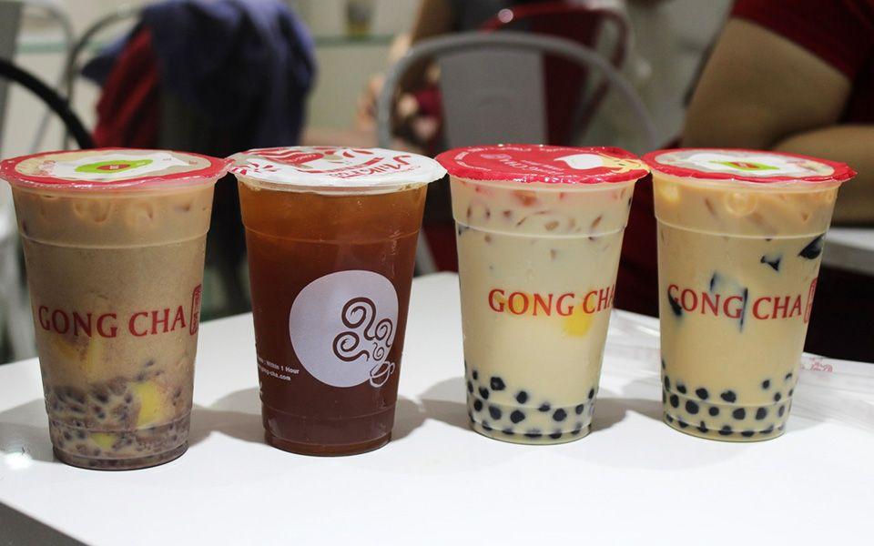 Trà Sữa Gong Cha - 貢茶 - Phú Mỹ Hưng