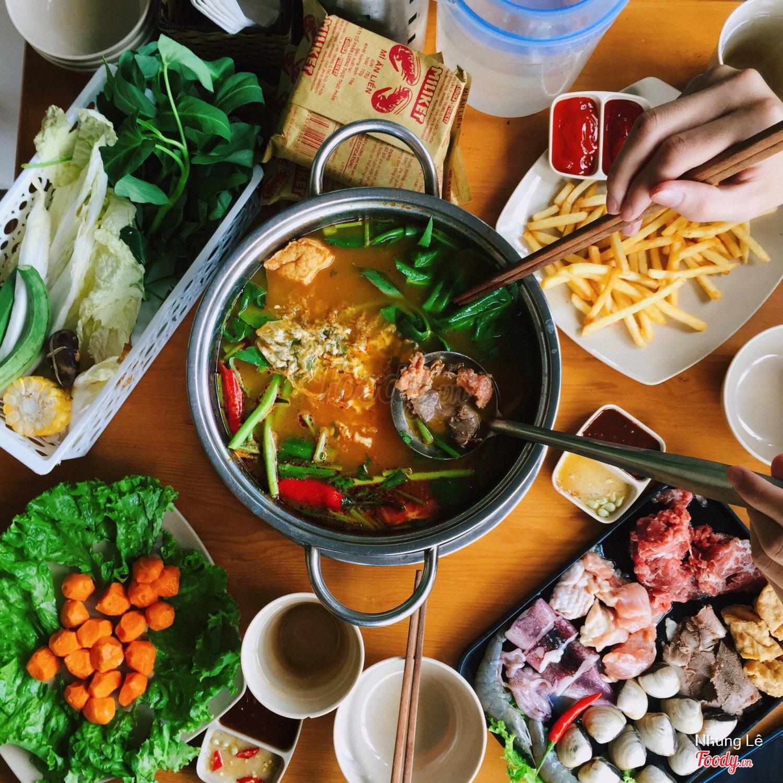nhà hàng Thái Lan ngon ở Hà Nội_Food Center