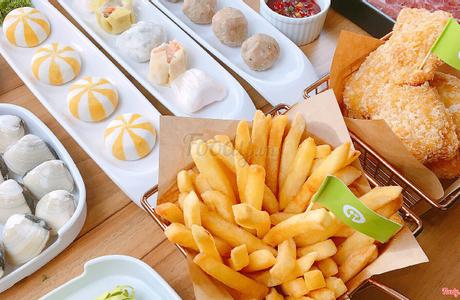 Food Center - Bà Triệu