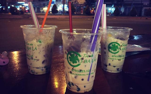 Trà Sữa Cỏ 3 Lá - Nguyễn Thị Minh Khai ở Sóc Trăng