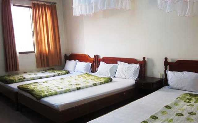Hoàng Sương Hotel - Lê Thánh Tôn ở Phú Yên