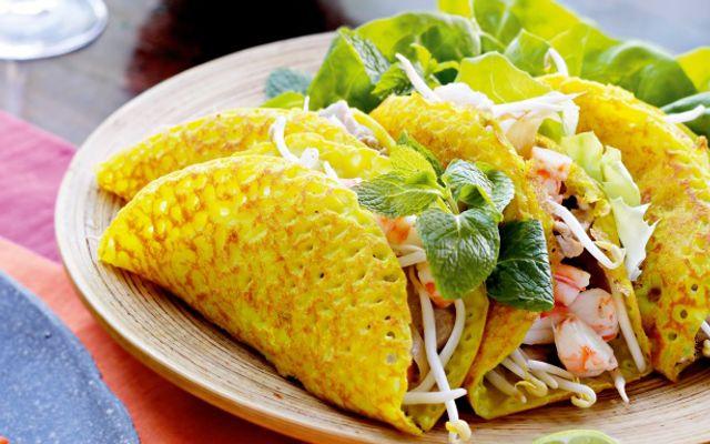 Cô Tầm - Bánh Xèo, Chè Thập Cẩm ở Lạng Sơn