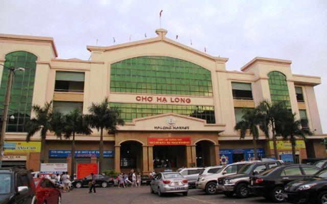 Chợ Hạ Long - Trần Hưng Đạo ở Quảng Ninh