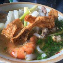 Cháo Sườn & Bánh Canh - Điện Biên Phủ