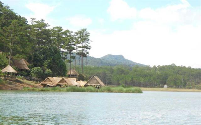 Khu Dã Ngoại Nam Qua ở Lâm Đồng