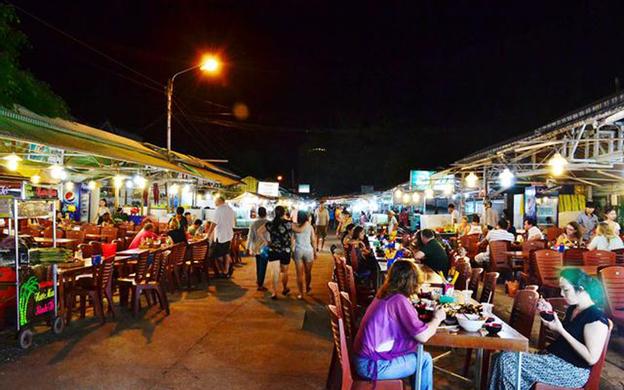 Bạch Đằng , Thị Trấn Dương Đông Phú Quốc Phú Quốc