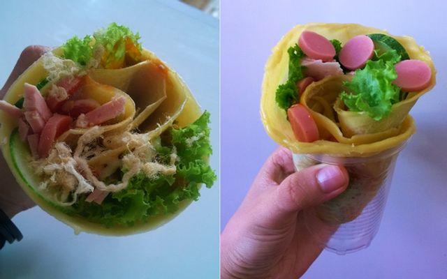 Bánh Crepes - Hai Bà Trưng ở Lâm Đồng