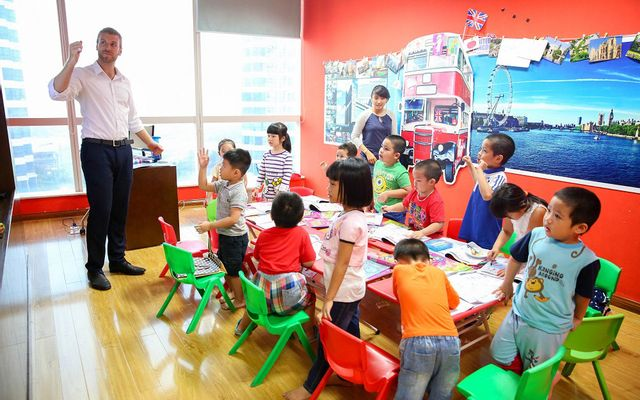 Trung Tâm Anh Ngữ Trẻ Em L & D ở Hà Nội
