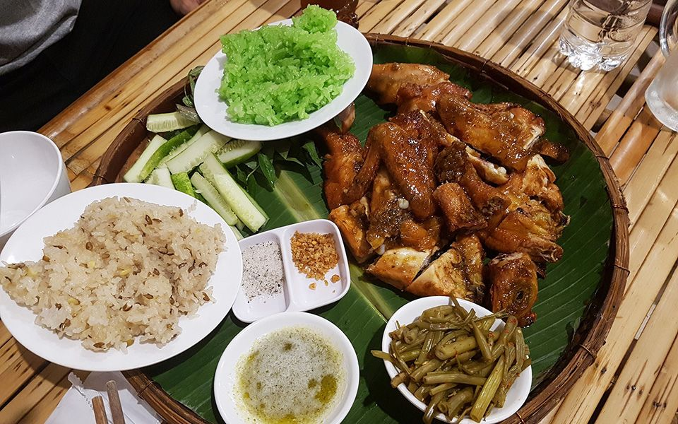 Con Gà Nướng - Thành Thái