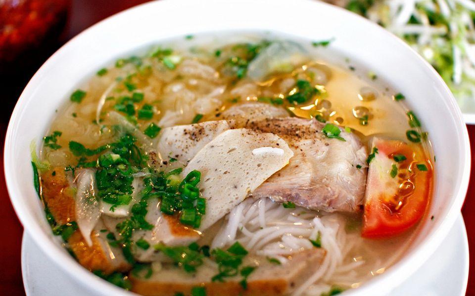 Quán Yến - Bún Cá Sứa Nha Trang - Lê Hồng Phong